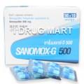 サノモックスG500 (抗生剤)