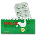 ミラシッド(プロトンポンプ阻害剤)