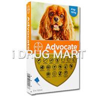 アドボケート中型犬用 4〜10kg商品画像