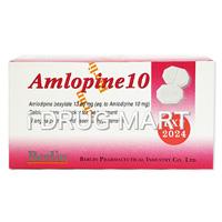 アムロピン(降圧剤)10mg の画像