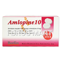 Amlopine アムロピン個人輸入商品イメージ