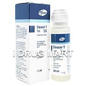 クレオシンT1%30ml商品画像