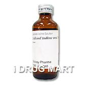 コロソルアイオダインソリューション(ヨウ素剤) の画像