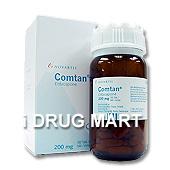 コムタン200mg(パーキンソン病治療薬)商品画像