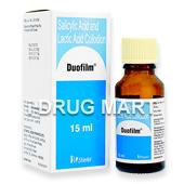 デュオフィルム(サルチル酸 16.7%・ラクティック酸 16.7%) の画像