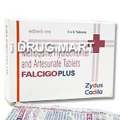 ファルシゴプラス(マラリア治療、予防薬)商品画像