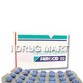 ファモシッド20mg(胃潰瘍薬)商品画像