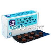 メトロニダゾール200mg商品画像
