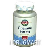 Guarana ガラナ800mg:120錠 の画像