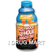 ハリウッド48時間ミラクルダイエット商品画像