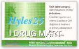 ハイレス25mg商品画像