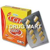 LCH1000X(体脂肪燃焼サプリ)商品画像