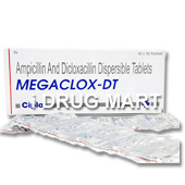 メガクロックス(複合抗生剤) の画像