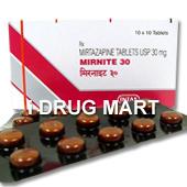 ミルナイト30mg(レメロン錠ジェネリック) の画像