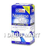 ニコチン ガム2mg(オリジナル) の画像