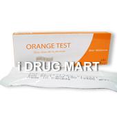 カナダ製早期妊娠検査キット オレンジテスト(検査薬) の画像
