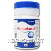 パラセタモール(鎮痛剤)商品画像