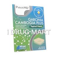 ガルシニアカンボジアプラス(パッチMD)商品画像
