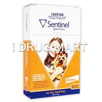 センチネルスペクトラム超小型犬用(4kg未満)商品画像