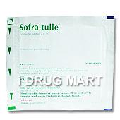 ソフラチュール貼付剤 の画像