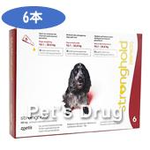 ストロングホールド120mg 中型犬用 10.1kg〜20kg商品画像