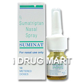 スミナット点鼻スプレー(片頭痛治療薬) の画像