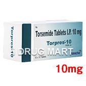 トラセミド(Torpres)個人輸入商品イメージ