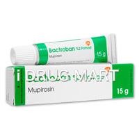バクトロバン軟膏 15g(MRSAの除菌)商品画像