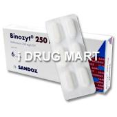 ビノジット250mg(感染症薬)商品画像