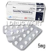 タナトリル (降圧剤)商品画像