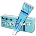 フェルデン0.5%ジェル(鎮痛剤)