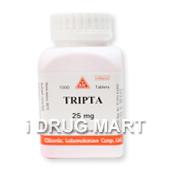 トリプタ25mg(三環系抗うつ薬)商品画像
