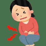 クラビット 胃痛 イブ